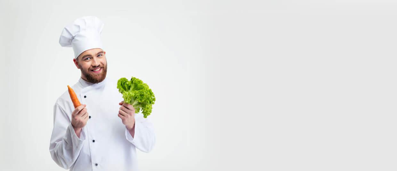 chef-verduras