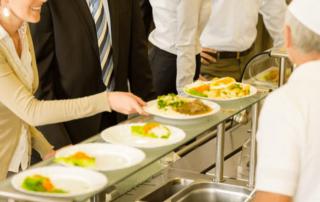comedor para empleados