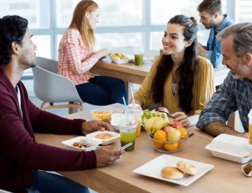Comedor para empleados: alto valor en la gestión de los recursos humanos