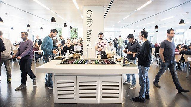 Los mejores restaurantes de empresa del Silicon Valley