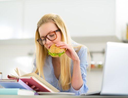 La importancia de la alimentación para los estudiantes