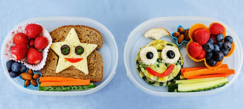 comida neurosaludable-niños