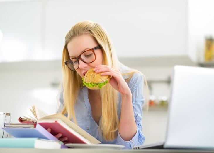 importancia de la nutrición en la vida estudiantil