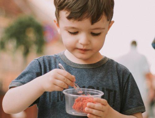 La pirámide nutricional: ¿Cómo aplicarla a la alimentación de los niños?